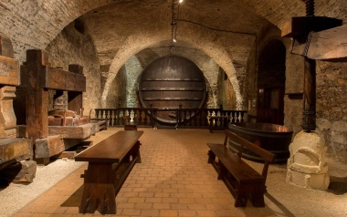 The Chateau Cellar